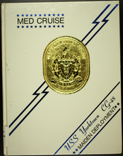 1986 Edition, Yorktown (CG 48) - Naval Cruise Book
