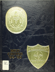 1995 Edition, Yorktown (CG 48) - Naval Cruise Book