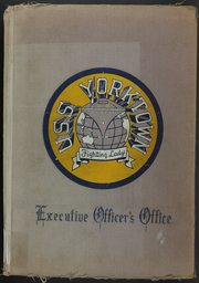 1957 Edition, Yorktown (CVA 10) - Naval Cruise Book