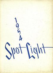Page 1, 1954 Edition, Mecosta High School - Spotlight Yearbook (Mecosta, MI) online yearbook collection