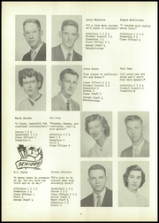 Page 10, 1954 Edition, Mecosta High School - Spotlight Yearbook (Mecosta, MI) online yearbook collection
