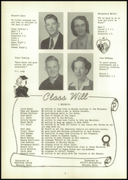 Page 12, 1954 Edition, Mecosta High School - Spotlight Yearbook (Mecosta, MI) online yearbook collection