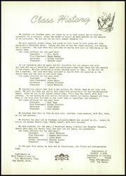 Page 13, 1954 Edition, Mecosta High School - Spotlight Yearbook (Mecosta, MI) online yearbook collection
