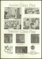 Page 16, 1954 Edition, Mecosta High School - Spotlight Yearbook (Mecosta, MI) online yearbook collection