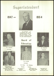 Page 7, 1954 Edition, Mecosta High School - Spotlight Yearbook (Mecosta, MI) online yearbook collection