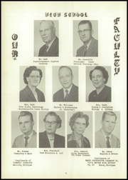 Page 8, 1954 Edition, Mecosta High School - Spotlight Yearbook (Mecosta, MI) online yearbook collection