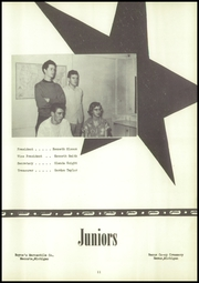 Page 15, 1955 Edition, Mecosta High School - Spotlight Yearbook (Mecosta, MI) online yearbook collection