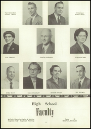 Page 8, 1955 Edition, Mecosta High School - Spotlight Yearbook (Mecosta, MI) online yearbook collection