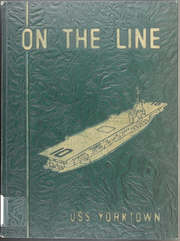 Page 1, 1954 Edition, Yorktown (CVS 10) - Naval Cruise Book online yearbook collection