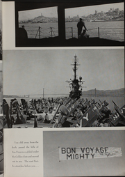 Page 17, 1955 Edition, Yorktown (CVS 10) - Naval Cruise Book online yearbook collection
