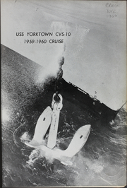 Page 3, 1960 Edition, Yorktown (CVS 10) - Naval Cruise Book online yearbook collection