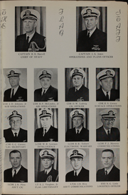 Page 13, 1963 Edition, Yorktown (CVS 10) - Naval Cruise Book online yearbook collection