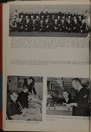 Page 14, 1963 Edition, Yorktown (CVS 10) - Naval Cruise Book online yearbook collection
