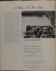 Page 12, 1968 Edition, Yorktown (CVS 10) - Naval Cruise Book online yearbook collection