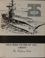 Page 7, 1968 Edition, Yorktown (CVS 10) - Naval Cruise Book online yearbook collection