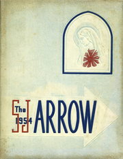 1954 Edition, St Joseph High School - Arrow Yearbook (Detroit, MI)