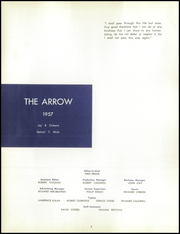 Page 6, 1957 Edition, St Joseph High School - Arrow Yearbook (Detroit, MI) online yearbook collection