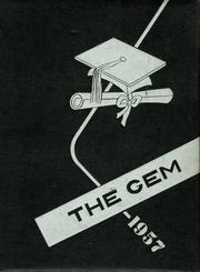 1957 Edition, Dimondale High School - Gem Yearbook (Dimondale, MI)