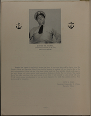 Page 8, 1945 Edition, Aaron Ward (DM 34) - Naval Cruise Book online yearbook collection