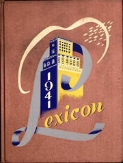 1941 Edition, City College of New York - Microcosm Yearbook (New York City, NY)