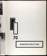Page 15, 1970 Edition, State Fair Community College - Exhibitor Yearbook (Sedalia, MO) online yearbook collection
