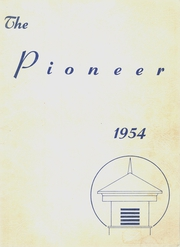 1954 Edition, Boysville High School - Pioneer Yearbook (Macon, MI)
