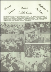 Page 11, 1954 Edition, Boysville High School - Pioneer Yearbook (Macon, MI) online yearbook collection