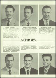 Page 12, 1954 Edition, Boysville High School - Pioneer Yearbook (Macon, MI) online yearbook collection