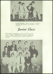 Page 14, 1954 Edition, Boysville High School - Pioneer Yearbook (Macon, MI) online yearbook collection