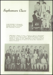 Page 15, 1954 Edition, Boysville High School - Pioneer Yearbook (Macon, MI) online yearbook collection