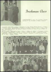 Page 16, 1954 Edition, Boysville High School - Pioneer Yearbook (Macon, MI) online yearbook collection