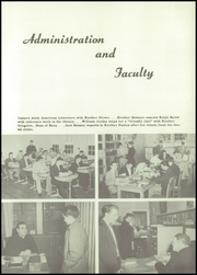 Page 5, 1954 Edition, Boysville High School - Pioneer Yearbook (Macon, MI) online yearbook collection