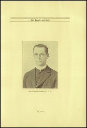 Page 13, 1921 Edition, St Joseph High School - Purple and Gold Yearbook (Escanaba, MI) online yearbook collection