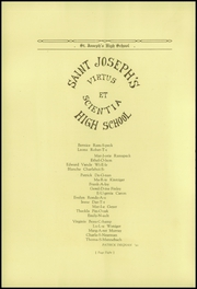 Page 14, 1921 Edition, St Joseph High School - Purple and Gold Yearbook (Escanaba, MI) online yearbook collection