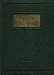 Page 1, 1929 Edition, St Joseph High School - Purple and Gold Yearbook (Escanaba, MI) online yearbook collection