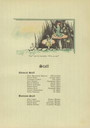 Page 11, 1929 Edition, St Joseph High School - Purple and Gold Yearbook (Escanaba, MI) online yearbook collection