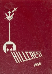 St Joseph High School - Hillcrest Yearbook (Manistee, MI) online yearbook collection, 1955 Edition, Page 1