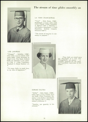 Page 14, 1955 Edition, St Joseph High School - Hillcrest Yearbook (Manistee, MI) online yearbook collection