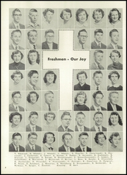 Page 12, 1956 Edition, St Joseph High School - Hillcrest Yearbook (Manistee, MI) online yearbook collection