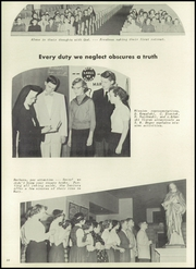 Page 14, 1956 Edition, St Joseph High School - Hillcrest Yearbook (Manistee, MI) online yearbook collection