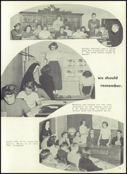 Page 15, 1956 Edition, St Joseph High School - Hillcrest Yearbook (Manistee, MI) online yearbook collection