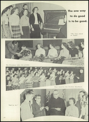 Page 16, 1956 Edition, St Joseph High School - Hillcrest Yearbook (Manistee, MI) online yearbook collection