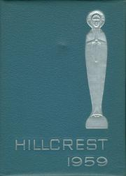 St Joseph High School - Hillcrest Yearbook (Manistee, MI) online yearbook collection, 1959 Edition, Page 1