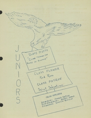 Page 15, 1945 Edition, All Saints High School - Wings Yearbook (Flint, MI) online yearbook collection