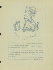 Page 7, 1945 Edition, All Saints High School - Wings Yearbook (Flint, MI) online yearbook collection