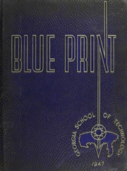 Page 1, 1947 Edition, Georgia Institute of Technology - Blueprint Yearbook (Atlanta, GA) online yearbook collection