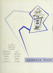Page 5, 1954 Edition, Georgia Institute of Technology - Blueprint Yearbook (Atlanta, GA) online yearbook collection