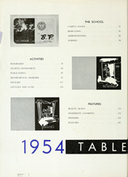 Page 8, 1954 Edition, Georgia Institute of Technology - Blueprint Yearbook (Atlanta, GA) online yearbook collection