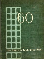 1960 Edition, Georgia Institute of Technology - Blueprint Yearbook (Atlanta, GA)