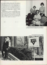 Page 11, 1961 Edition, Georgia Institute of Technology - Blueprint Yearbook (Atlanta, GA) online yearbook collection